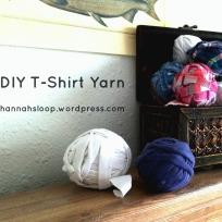 t-shirt yarn logosq