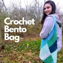 Crochet Bento Bag